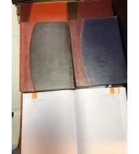 کد602:وزیری چرم دو تیکه دو رنگ